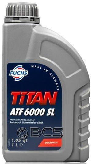 FUCHS Titan ATF 6000 SL  Litrovka