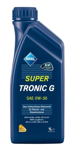 Aral SuperTronic G 0W-30 12x1 L kartón