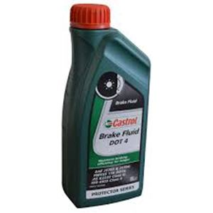 Castrol  Brake Fluid DOT 4    1 Litrovka