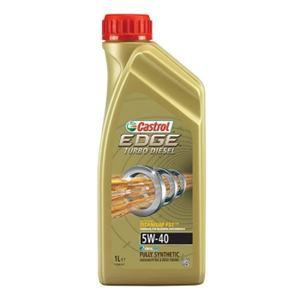 Castrol Edge TURBO DIESEL 5W-40  12x1 L  kartón