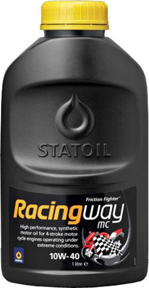 Statoil RacingWay MC 10W-40  1 Litrovka