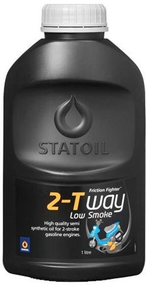 Statoil 2T-WAY Low Smoke  1 Litrovka