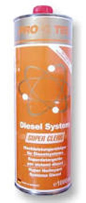 PRO-TEC Diesel System Super Clean 1 Litrovka