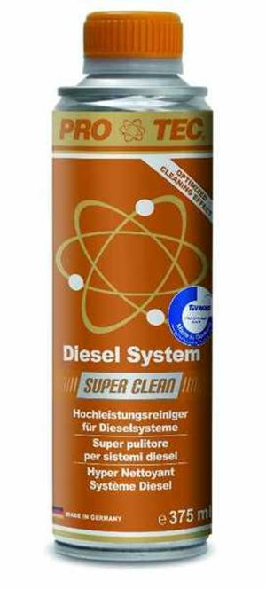 PRO-TEC Diesel System Super Clean  375 ml dóza