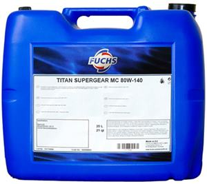 FUCHS SuperGear MC 80W-140 20L