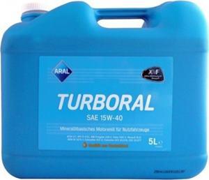 Aral Turboral 15W-40  4x5 L  kartón
