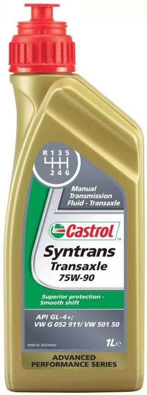 Castrol Syntrans Transaxle 75W-90 1 Litrovka