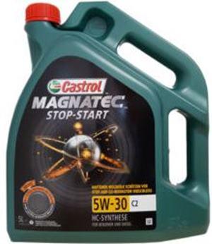 Castrol Magnatec Stop-Start C2 5W-30 4x5 L kartón
