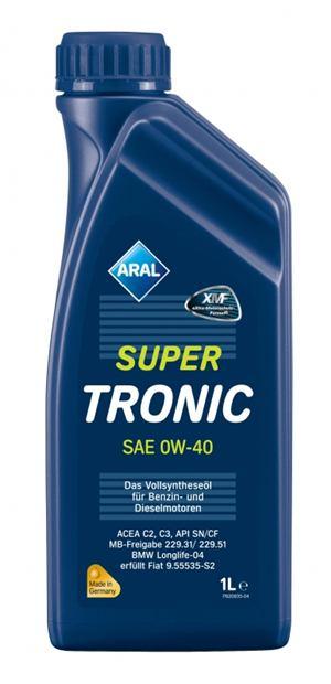 Aral SuperTronic 0W-40 12x1 L kartón