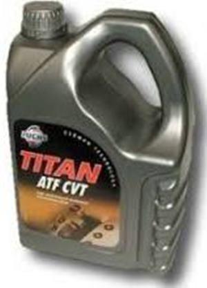 FUCHS Titan ATF  CVT  4 Litrovka