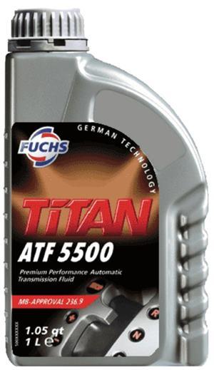 FUCHS Titan ATF 5500 Litrovka