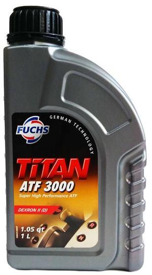 FUCHS Titan ATF 3000 Litrovka