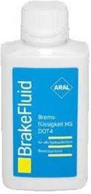 Aral Bremsflussigkeit HS DOT 4  24 x 0,25L