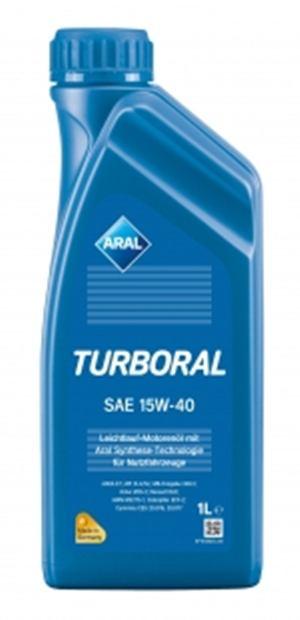Aral Turboral 15W-40  12x1 L kartón