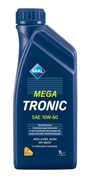 Aral MegaTronic 10W-60 12x1 L  kartón