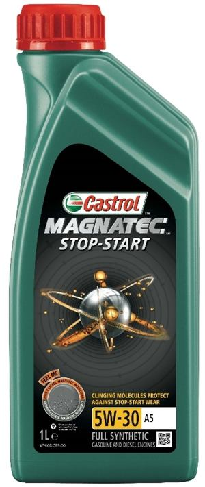 Castrol Magnatec Stop-Start 5W-30 A5 12x1 L kartón