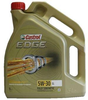 Castrol Edge 5W-30 LL  5 Litrovka