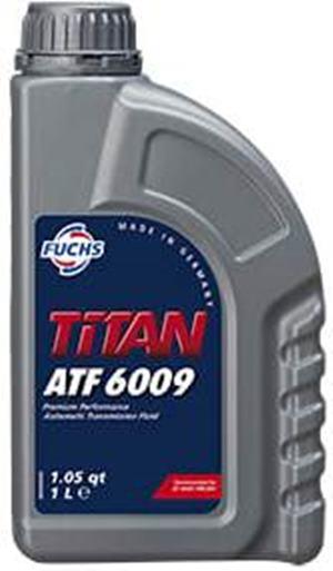 FUCHS Titan ATF 6009    Litrovka
